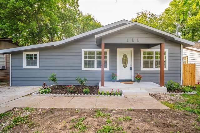 111 Flowers Street, Waxahachie, TX 75165 (MLS #14625674) :: Wood Real Estate Group