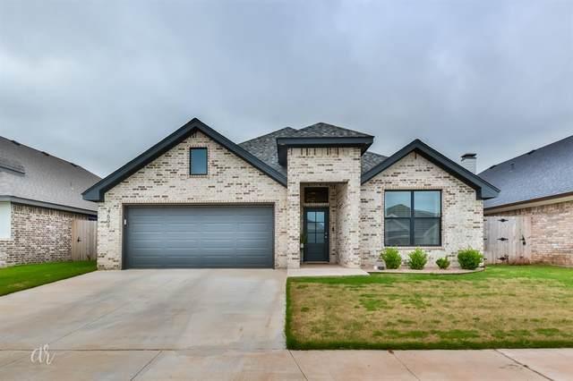 4609 Ebbets, Abilene, TX 79606 (MLS #14625676) :: 1st Choice Realty