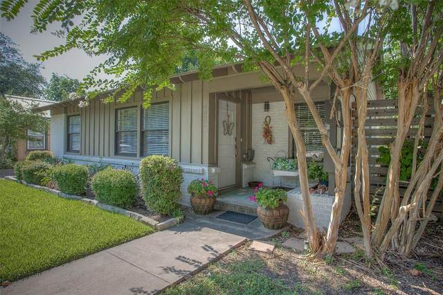 4025 Collinwood Avenue, Fort Worth, TX 76107 (MLS #14625680) :: Rafter H Realty