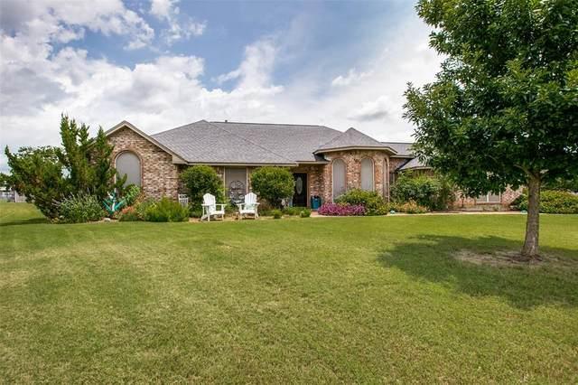 215 Dahl, Waxahachie, TX 75165 (MLS #14625683) :: The Mauelshagen Group