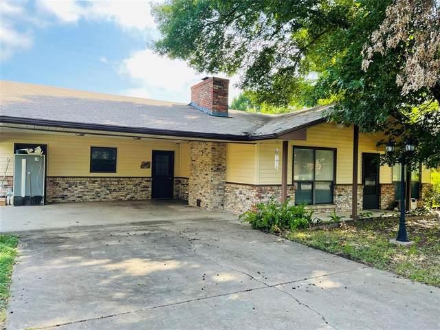 115 Pecos Street, Glen Rose, TX 76043 (MLS #14625698) :: Rafter H Realty