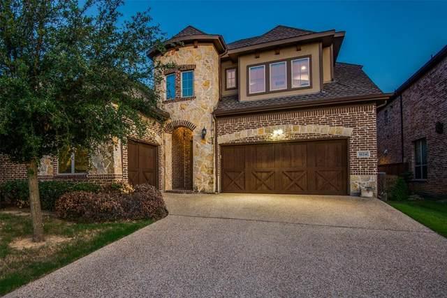 1124 Claire Street, Lantana, TX 76226 (MLS #14625706) :: The Mauelshagen Group