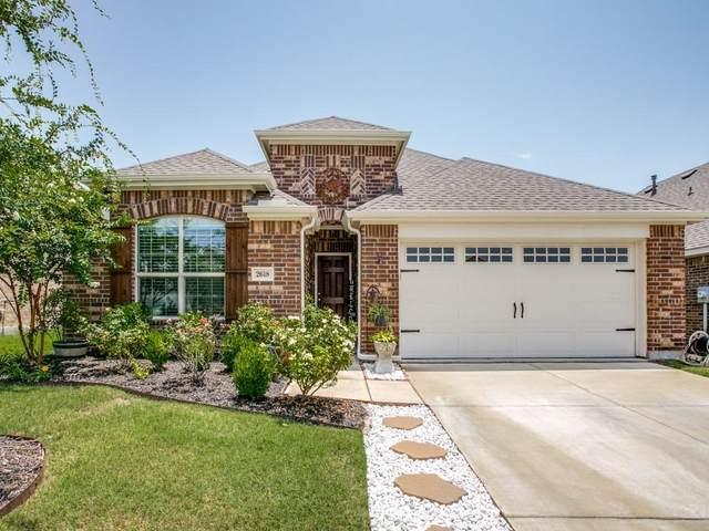2618 Centurion Road, Glenn Heights, TX 75154 (MLS #14625715) :: Rafter H Realty