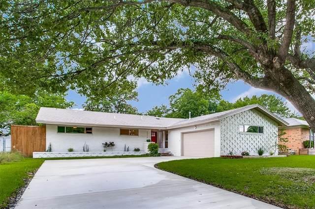 3414 Mapleleaf Lane, Dallas, TX 75233 (MLS #14625722) :: Real Estate By Design