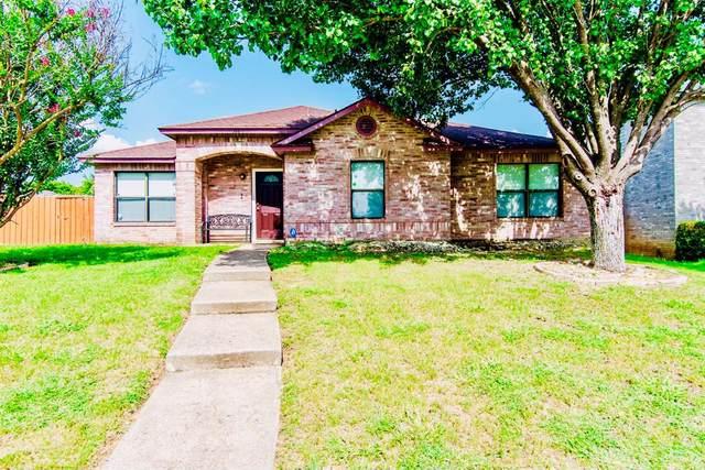 316 Wedgewood Lane, Cedar Hill, TX 75104 (MLS #14625731) :: Wood Real Estate Group