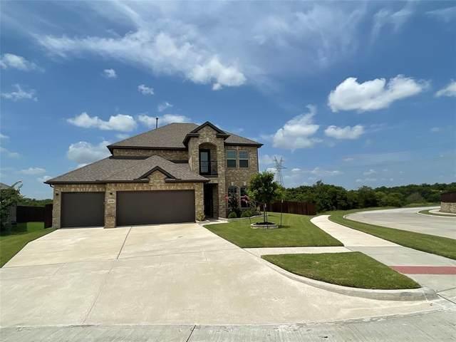 1600 Emerald Brook Drive, Wylie, TX 75098 (MLS #14625732) :: The Krissy Mireles Team