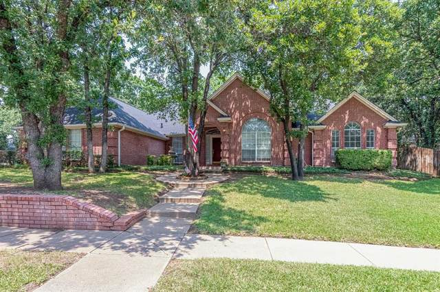 1517 Highland Oaks Drive, Keller, TX 76248 (MLS #14625737) :: The Tierny Jordan Network