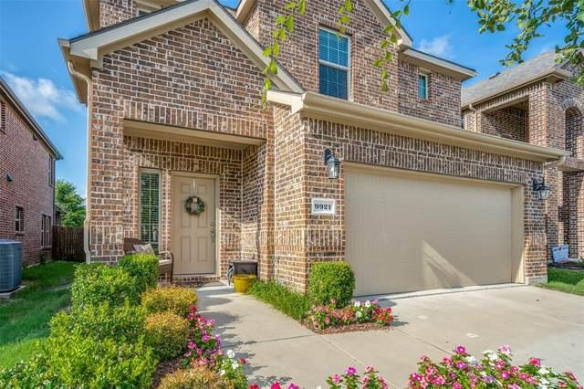9921 Copperhead Lane, Mckinney, TX 75071 (MLS #14625753) :: Rafter H Realty