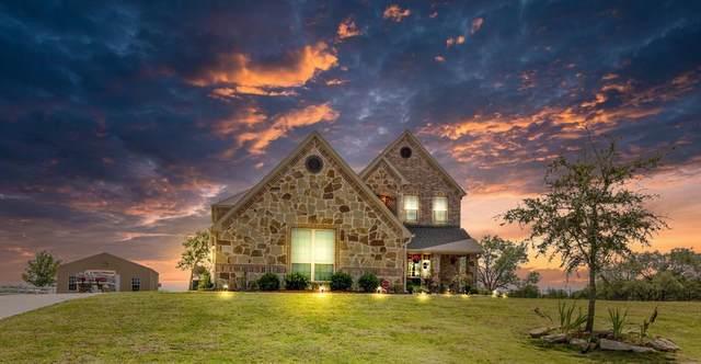 1132 Christie Lane, Oak Ridge, TX 75161 (MLS #14625763) :: Rafter H Realty