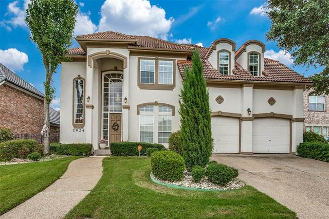 2024 Crockett Court, Irving, TX 75038 (MLS #14625765) :: Wood Real Estate Group