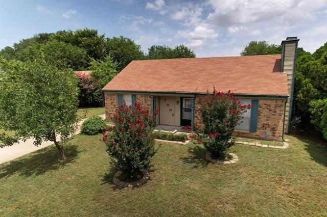 7008 Sunnybank Drive, Fort Worth, TX 76137 (MLS #14625775) :: The Krissy Mireles Team