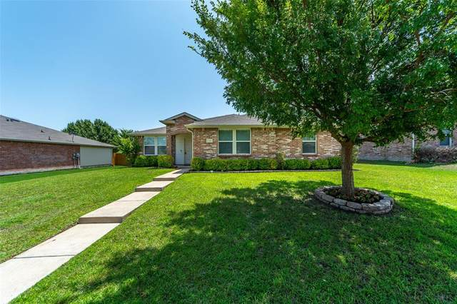 1416 Englewood Drive, Royse City, TX 75189 (MLS #14625777) :: Real Estate By Design