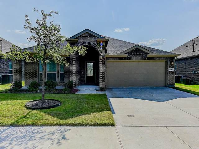 3415 Wysong Street, Melissa, TX 75454 (MLS #14625778) :: Real Estate By Design