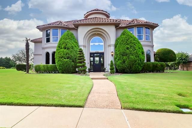 4708 Canvasback Boulevard, Mckinney, TX 75072 (MLS #14625781) :: The Mauelshagen Group