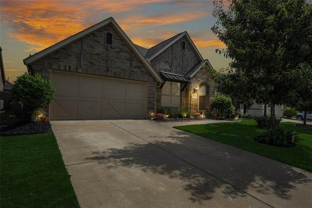 5712 Bender Ridge Drive, Mckinney, TX 75071 (MLS #14625810) :: The Mauelshagen Group