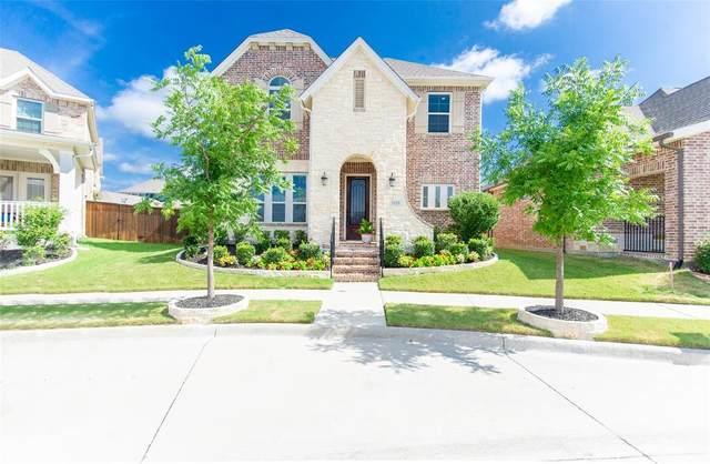 1125 Cemetery Hill Road, Carrollton, TX 75007 (MLS #14625824) :: The Krissy Mireles Team
