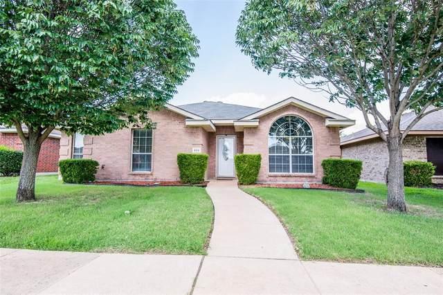 809 Clear Creek Drive, Desoto, TX 75115 (MLS #14625846) :: Wood Real Estate Group