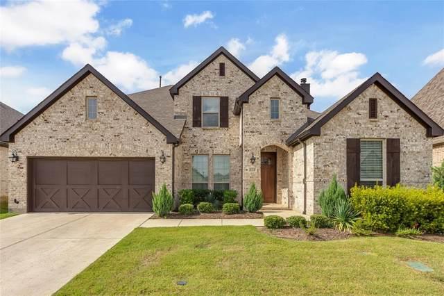 824 Longbranch Way, Little Elm, TX 76227 (MLS #14625849) :: Wood Real Estate Group