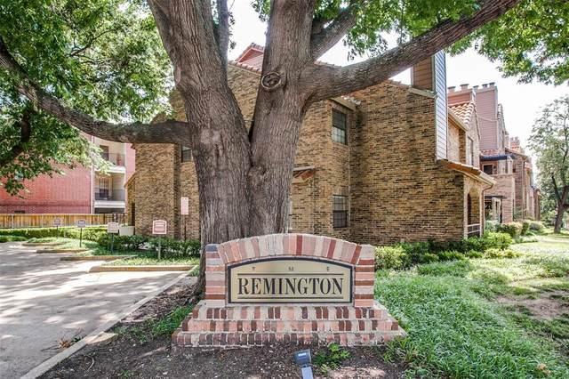 3405 Binkley Avenue D, University Park, TX 75205 (MLS #14625867) :: All Cities USA Realty