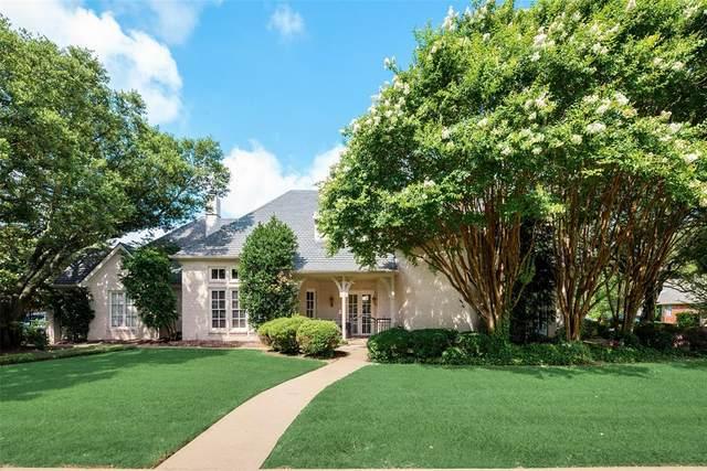 2200 Tournament Trail, Arlington, TX 76017 (MLS #14625880) :: Real Estate By Design