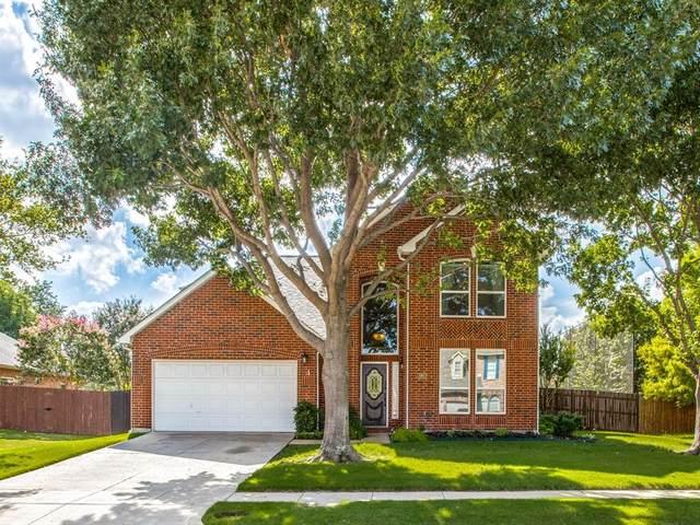4901 Plantation Lane, Frisco, TX 75035 (MLS #14625884) :: Rafter H Realty
