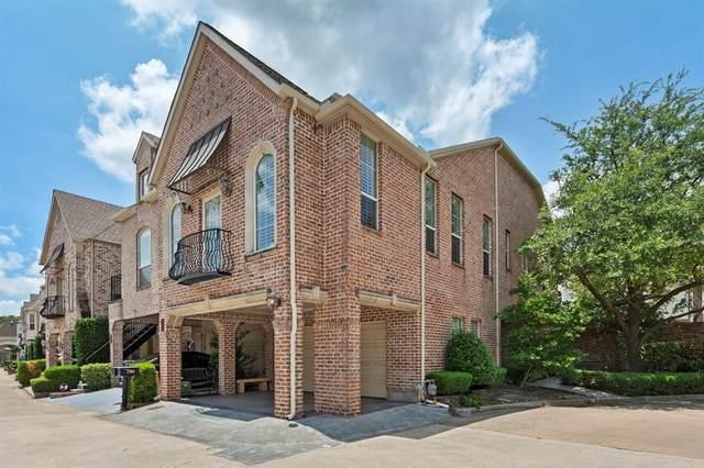 18143 Frankford Lakes Circle, Dallas, TX 75252 (MLS #14625887) :: The Mauelshagen Group