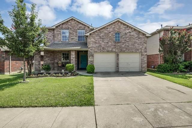 4436 Westbend Lane, Fort Worth, TX 76244 (MLS #14625896) :: Wood Real Estate Group
