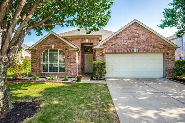 6409 Pine Hills Lane, Denton, TX 76210 (MLS #14625909) :: The Daniel Team