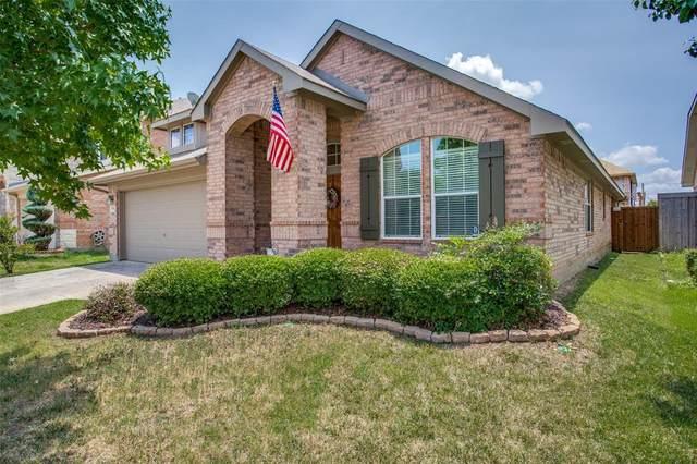 1708 Ringtail Drive, Little Elm, TX 75068 (MLS #14625910) :: The Daniel Team