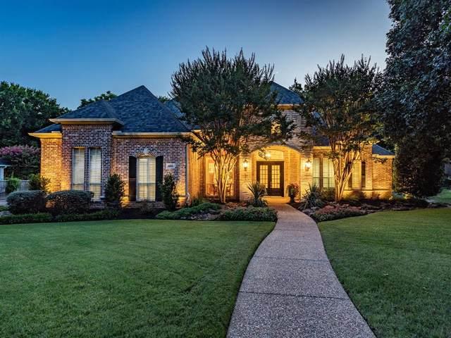 800 Shorecrest Drive, Southlake, TX 76092 (MLS #14625924) :: Wood Real Estate Group