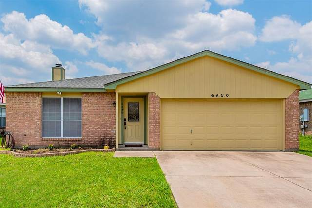 6420 Jennie Lane, Arlington, TX 76002 (MLS #14625944) :: RE/MAX Pinnacle Group REALTORS