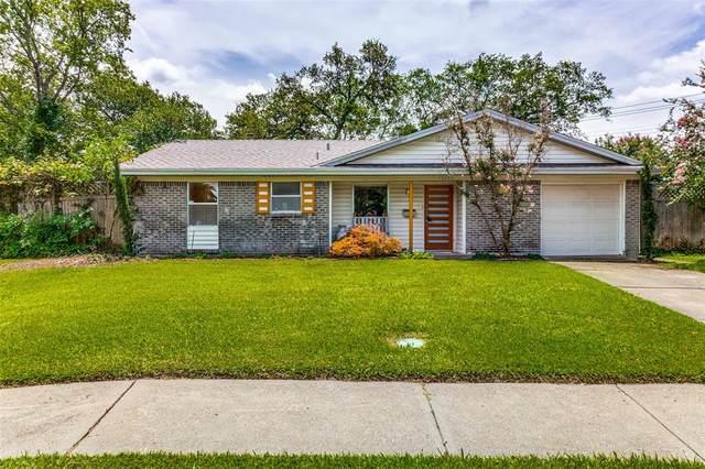 1300 Timberlake Circle, Richardson, TX 75080 (MLS #14625951) :: Wood Real Estate Group