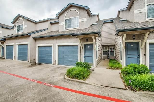 2601 Preston Road #5207, Plano, TX 75093 (MLS #14625996) :: Feller Realty