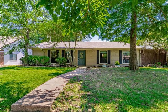 624 Middle Cove Drive, Plano, TX 75023 (MLS #14625997) :: Real Estate By Design
