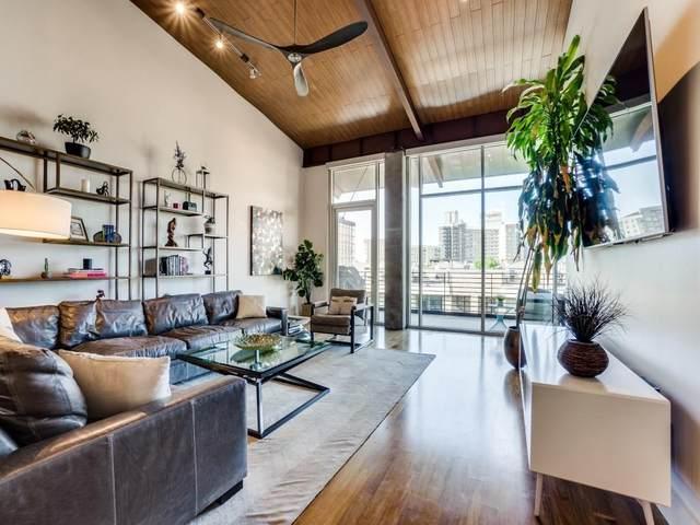 3030 Bryan Street #402, Dallas, TX 75204 (MLS #14626013) :: Real Estate By Design