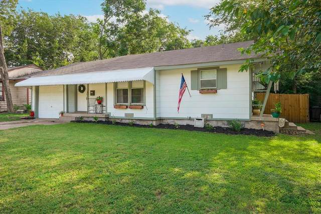 5053 Penrose Avenue, Fort Worth, TX 76116 (MLS #14626014) :: The Property Guys