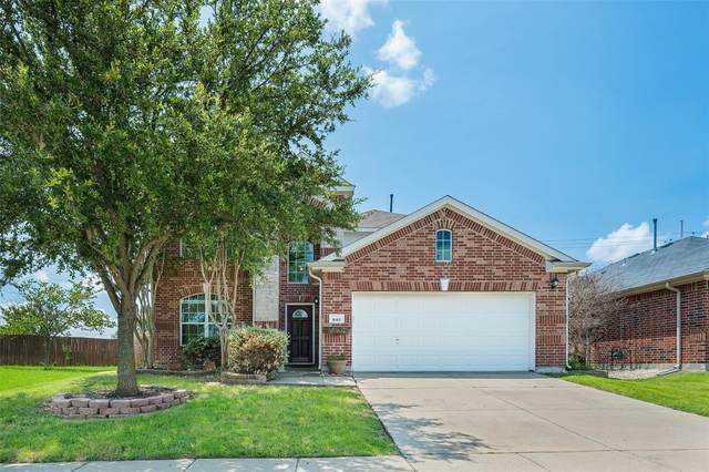 937 Horizon Ridge Circle, Little Elm, TX 75068 (MLS #14626071) :: Wood Real Estate Group