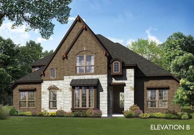 1411 Waterton Drive, Prosper, TX 75078 (MLS #14626092) :: Real Estate By Design
