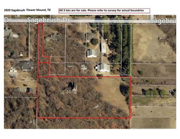 2929 SE Sagebrush Drive, Flower Mound, TX 75022 (MLS #14626114) :: Real Estate By Design