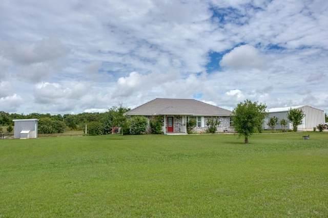 2072 Brumelow Road, Whitesboro, TX 76273 (MLS #14626127) :: Rafter H Realty