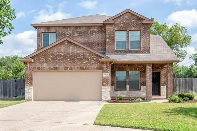 7105 Canisius Court, Fort Worth, TX 76120 (MLS #14626150) :: Rafter H Realty