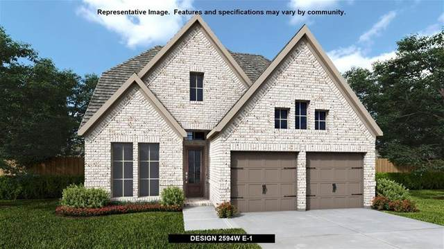1409 Misty Pasture Way, Mansfield, TX 76063 (MLS #14626151) :: Wood Real Estate Group
