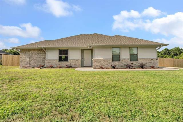 525 Kingsway Drive, Overton, TX 75647 (MLS #14626152) :: Real Estate By Design