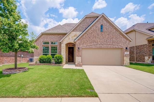 309 Harcourt Avenue, Mckinney, TX 75072 (MLS #14626163) :: Wood Real Estate Group