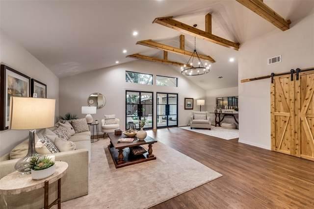 12219 Snow White Drive, Dallas, TX 75244 (MLS #14626165) :: Wood Real Estate Group