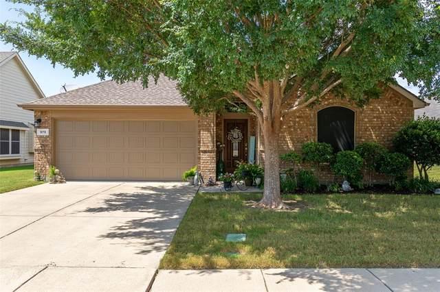 975 Crockett Drive, Lavon, TX 75166 (MLS #14626174) :: Rafter H Realty