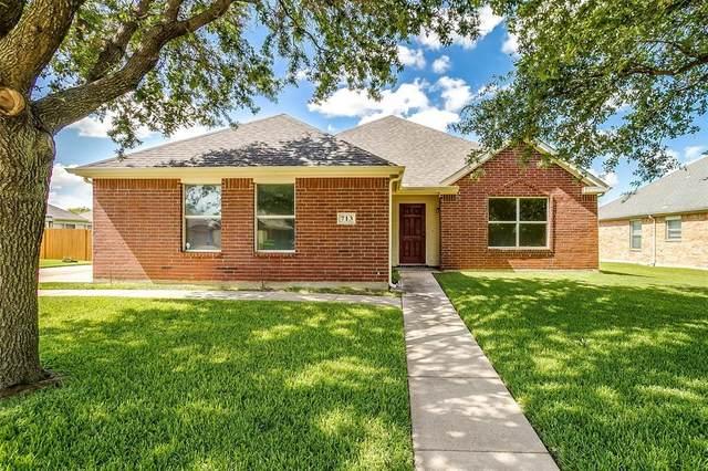 713 Reindeer Drive, Midlothian, TX 76065 (MLS #14626180) :: All Cities USA Realty