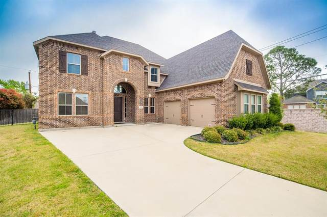 5201 Runnymede Court, Arlington, TX 76016 (MLS #14626207) :: Real Estate By Design