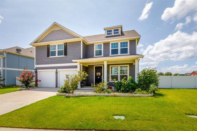 5005 Myers Court, Providence Village, TX 76227 (MLS #14626209) :: Rafter H Realty