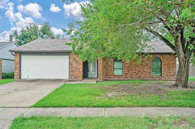 5602 Foster Street, The Colony, TX 75056 (MLS #14626221) :: Real Estate By Design